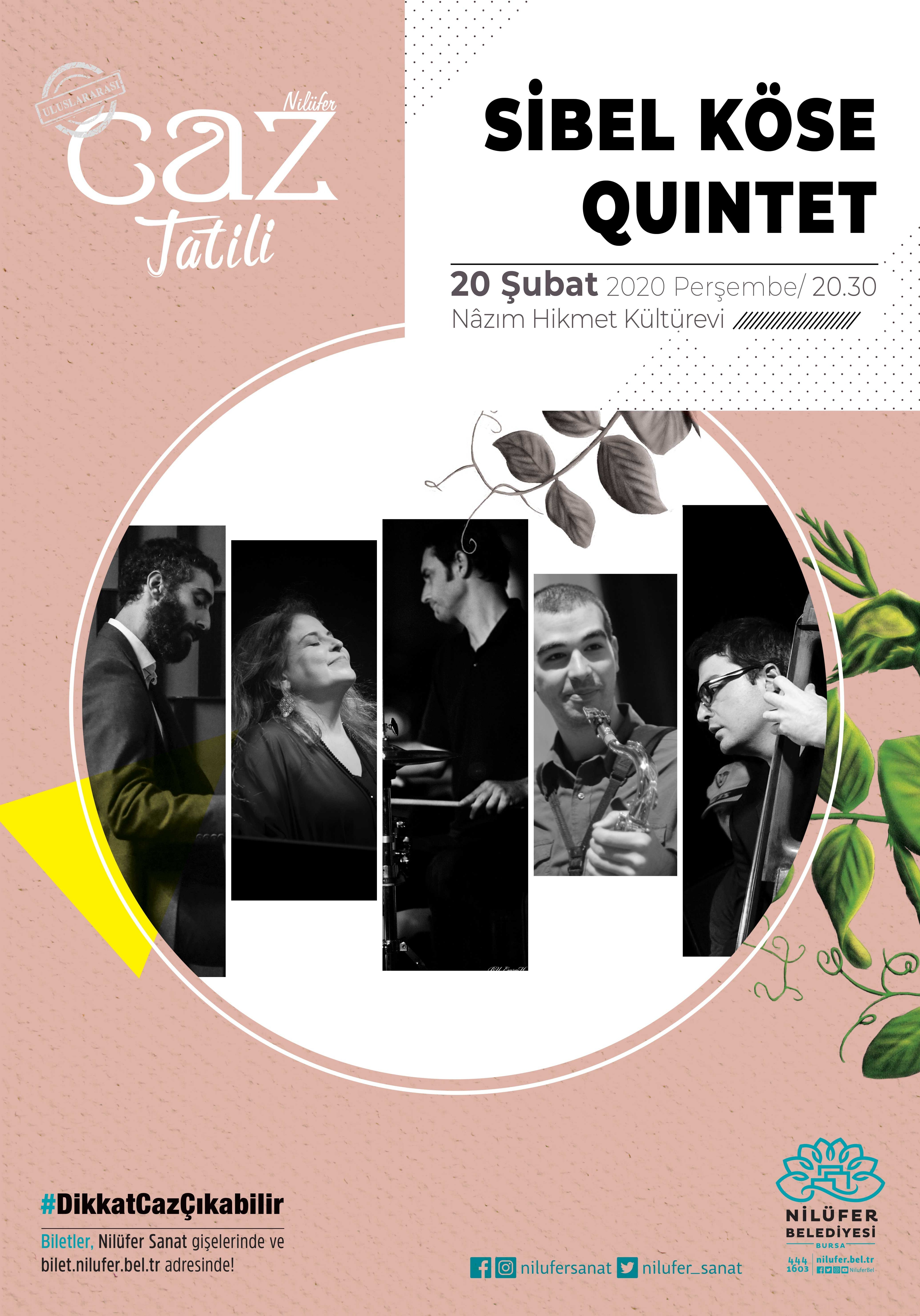 Sibel Köse Quintet Konseri
