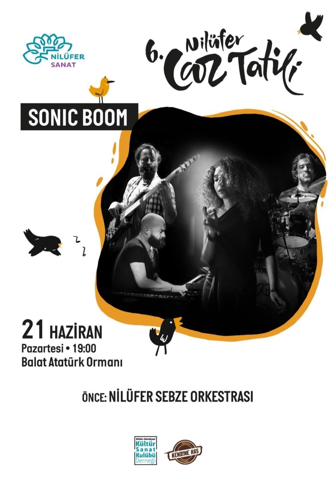 Sonic Boom // Nilüfer Sebze Orkestrası