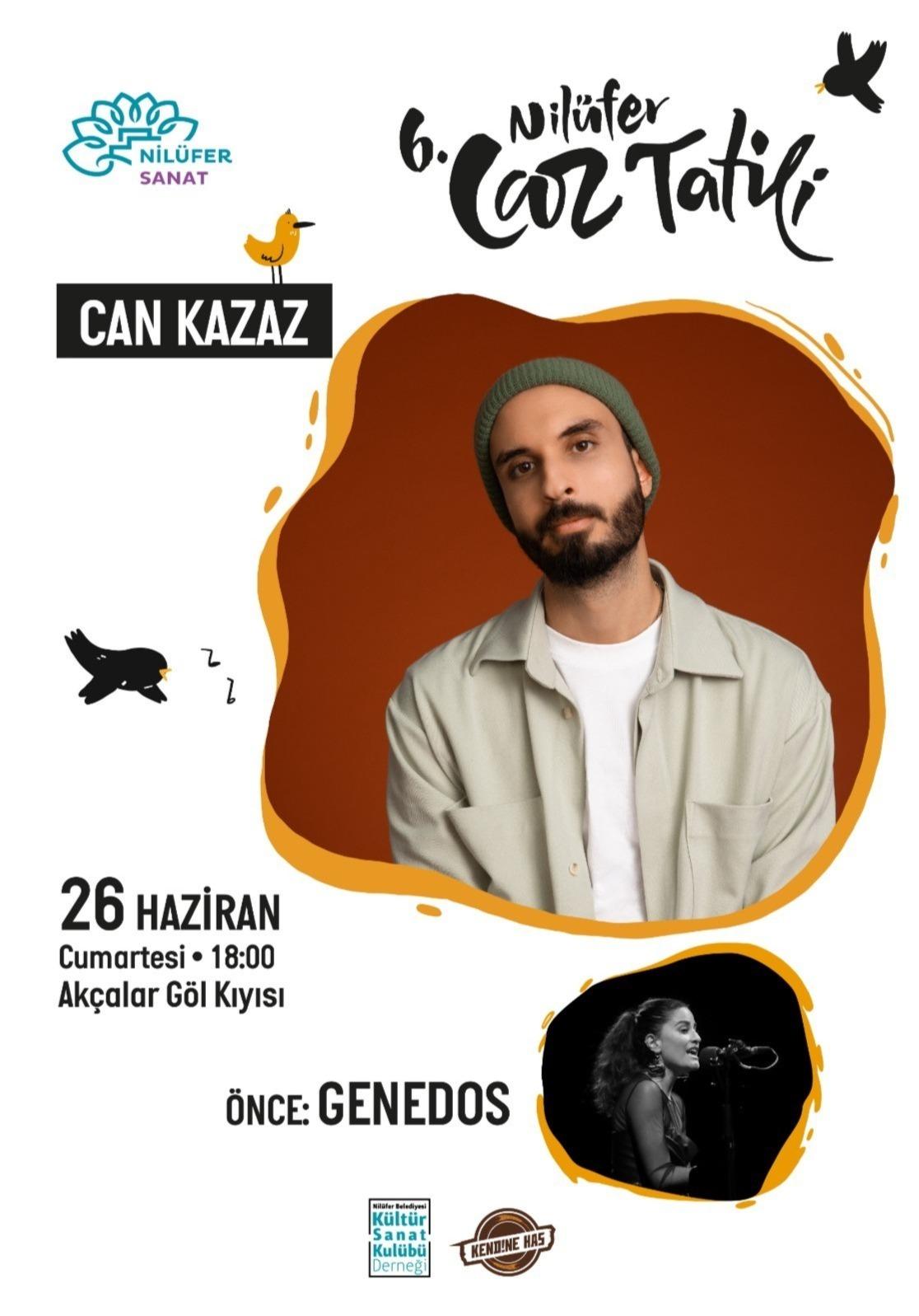 Can Kazaz //  Genedos
