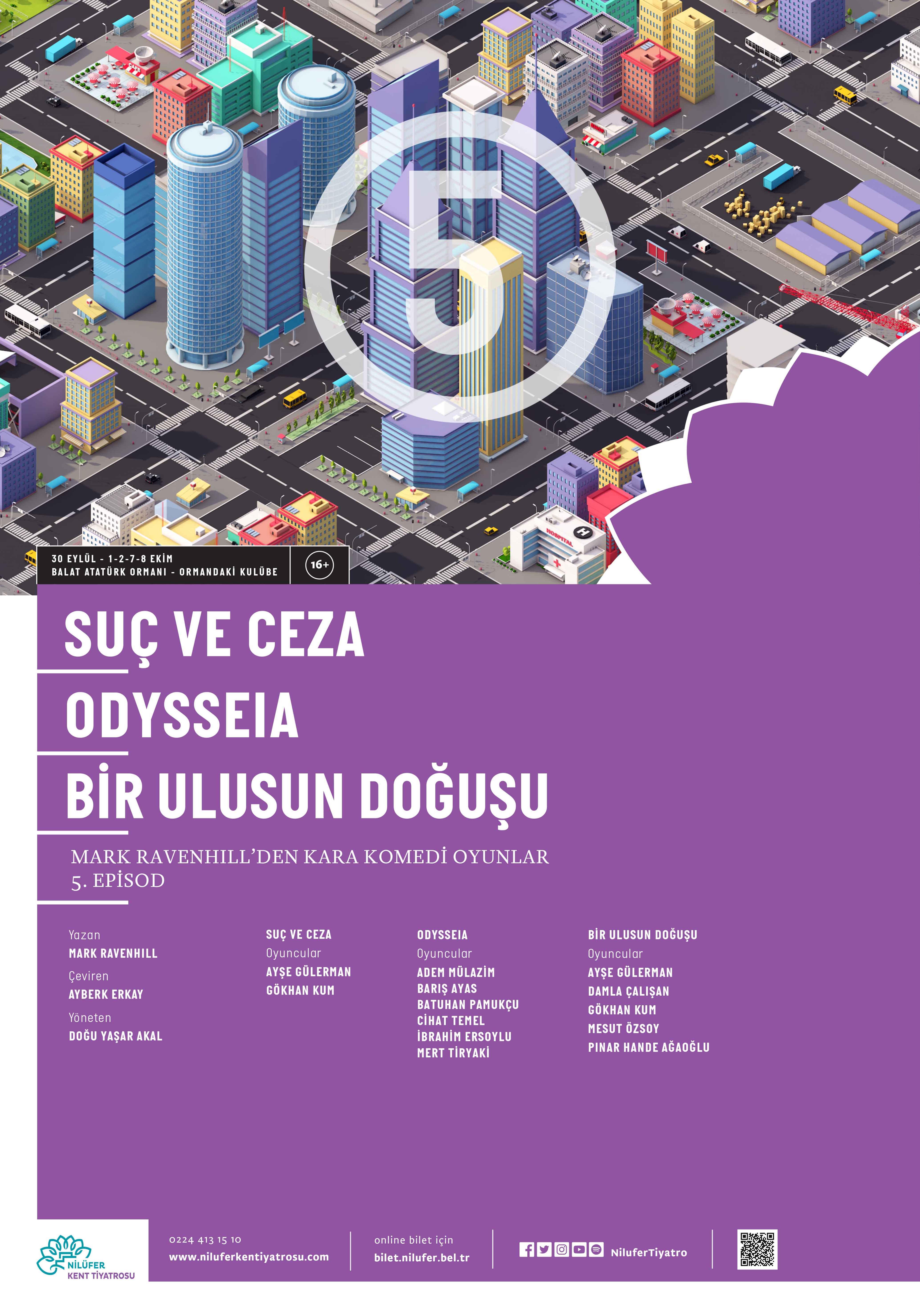 VUR YAĞMALA YENİDEN - EPİSOD 5